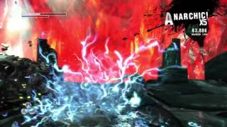 DmC let's play mission 17 looks like a cold day in hell