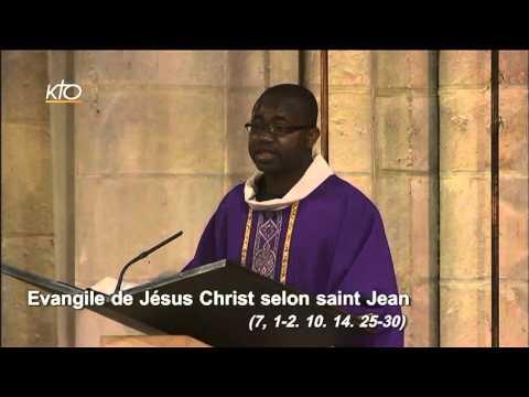 Messe du 11 mars 2016