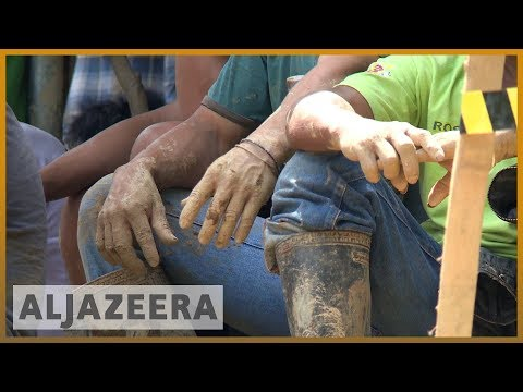 🇵🇭 Typhoon Mangkhut: Illegal mining linked to landslides | Al Jazeera English