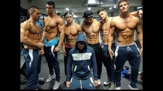 GymShark Crew - Natural Bodybuilding Aesthetics