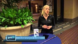 2013 CES Pepcom - SwingTIP Golf Swing Analysis