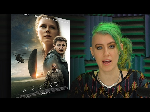 Arrival (Best Picture Nominee) Movie Review