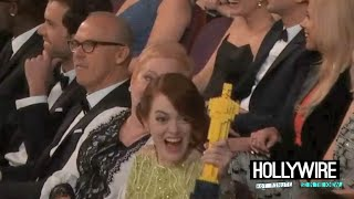 Oscars 2015 Top 10 MUST SEE Moments That You May Have Missed