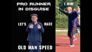 Old Man Speed Prank-Dazzling Randazzo