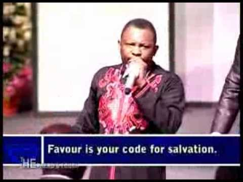 Favour is the Mark of your Birthright
