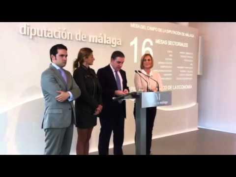 """Presentación de """"Sabor a Málaga"""""""