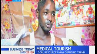 Kenyan government begins investment in medical tourism   Business Today
