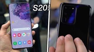 Samsung Galaxy S20, Galaxy S20+ & Galaxy S20 Ultra sono UFFICIALI, ecco tutte le novità e le prime impressioni! S20 ➜ https://amzn.to/37hBXTP S20+ ➜ https://amzn.to/39wPyZc S20 Ultra ➜ https://amzn.to/2tQMVlz  Video Z Flip ➜ https://www.youtube.com/watch?v=p_2s40e_bzk    ISCRIVITI ➜ http://rdrct.cc/go/subscribe  Cosa uso per fare video ➜ http://rdrct.cc/go/amzn-attrezzatura  IL MIO LINK AMAZON (Acquistando da questo link, mi regalerete il 5% della spesa) ➜ http://rdrct.cc/go/amzn  ==================== SOCIALS ====================  Telegram ➜ https://telegram.me/blackgeektutorial Instagram ➜ @blackgeektuto Facebook ➜ BlackGeekTutorial Twitter ➜ @blackgeektuto Periscope ➜ @blackgeektuto