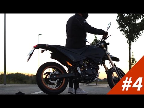 Luxxon Supermoto 125 without Exhaust [Braaaplads EDIT]