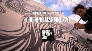 Global Street Art Walls Project: Giuliano Martinuzzo