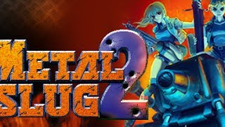 Aca NeoGeo Metal Slug 2 - Gameplay para 1000G
