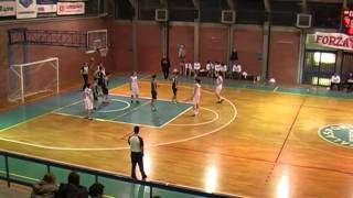preview picture of video '1° PLAY OFF: Pallacanestro Perugia - Olimpia Basket Roseto'