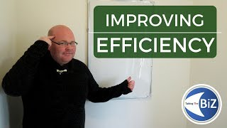 A level Business – How To Improve Efficiency