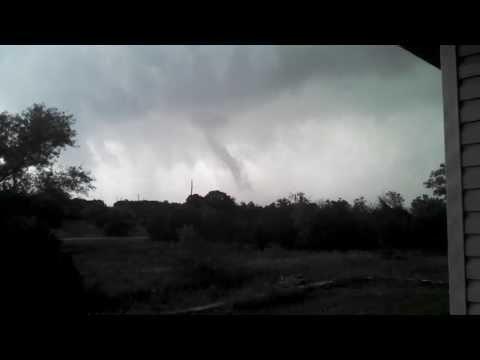 Tornado em Granbury, Texas