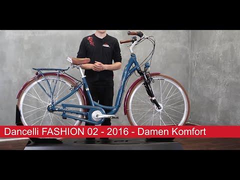 Dancelli FASHION 02 - 2016 - Damen Komfort