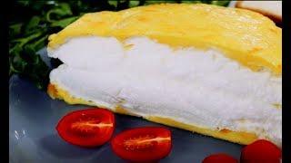 Только Яйца и соль, а как вкусно и красиво ! Что приготовить из яиц