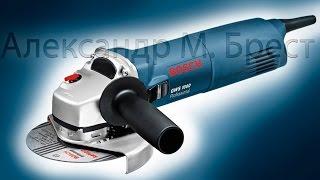 Bosch GWS 1000 (0601828800) - відео 1