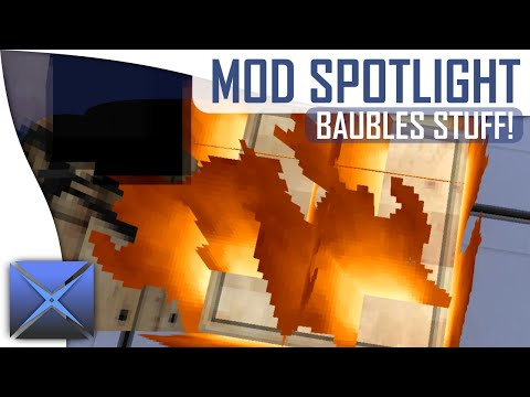 Baubles Stuff! By Zazpro (Mod Spotlight)