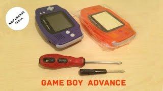 Game Boy Advance - Вторая жизнь (замена корпуса)