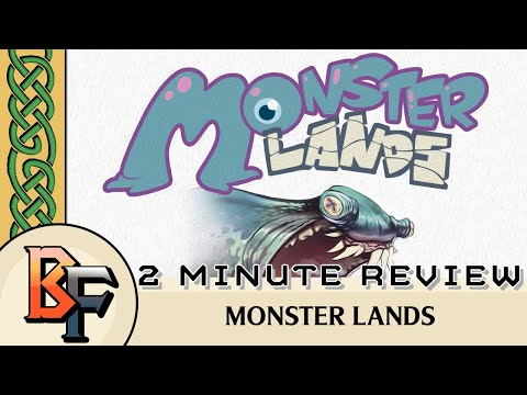 Monster Lands 2 Minute Review