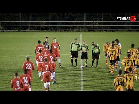 Standard U21 - KV Malines U21 : 1-3