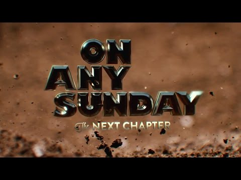 On Any Sunday, The Next Chapter Trailer