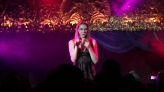 ESCKAZ in London: Performance from Jana Burčeska (F.Y.R. Macedonia) - Dance Alone