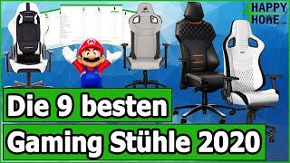 Gaming Stuhl kaufen für 2021 ➡️ Die 9 besten Gaming Stühle im Vergleich [3 Preisklassen]