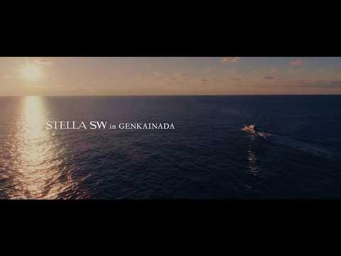 Shimano Stella SW-B - nagyhalas orsó (több méretben) videó