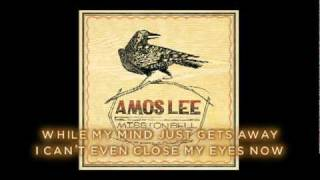 <b>Amos Lee</b>  Violin  Official Lyric Video