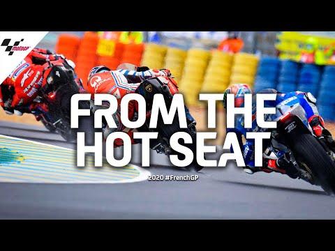 シートアングルからみる大迫力のレース映像 MotoGP フランスGP 決勝レース動画