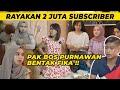 Download Lagu RAYAKAN 2 JUTA SUBSCRIBER , PAK BOS PURNAWAN BENTAK FIKA !! Mp3 Free