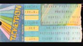 "Kansas ~ Belexes & Drum Solo ~ live 1983 ""Drastic Measures"" Tour w. John Elefante (audio only)"