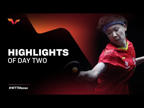 Highlights of Day Two | WTT Macao - 2020.11.27