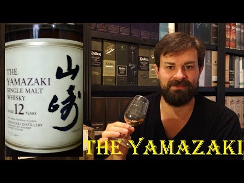 The Yamazaki 12 Single Malt (Whisky Verkostung Nr.343)