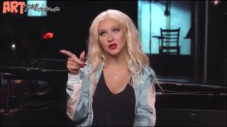 Christina Aguilera - I Turn To You (Masterclass 2016) D5 High Note