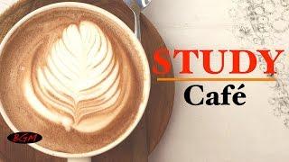 Music For Study - CAFE MUSIC - Relaxing Jazz & Bossa Nova Music - 3Hours