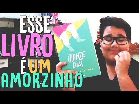 Resenha: Quinze Dias, do Vitor Martins | Felipando