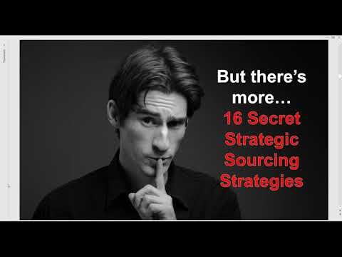 Procurement Training for your Purchasing Career - CPSM - YouTube