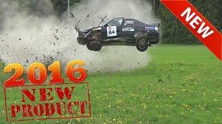 Раллийные Автоаварии Подборка ДТП июль 2016 !!!   Rally Car Compilation accident July 2016