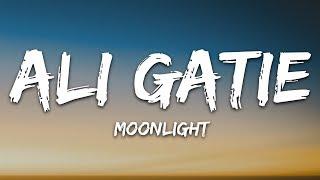 Ali Gatie   Moonlight (Lyrics)