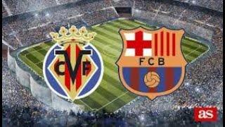 Villarreal Vs Barcelona 4 4   Resumen Completo Highlights & Goals Resumen & Goles 2019 HD