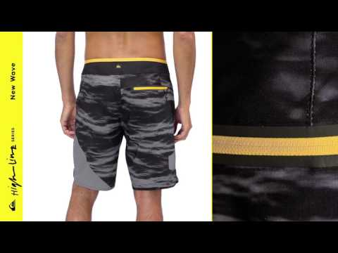 "Quicksilver New Wave 19"" Boardshort - Men's"