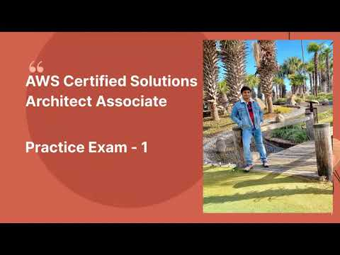 AWS Certified Solutions Architect Associate Practice Exam 4 | AWS ...