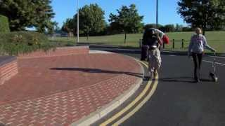 Moving Forward - The 911 Heroes Run at RAF Molesworth