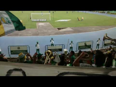 """""""Esta Hinchada se merece un Monumento AVS"""" Barra: Artillería Verde Sur • Club: Deportes Quindío"""