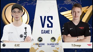 Invictus Gaming vs T1 - Finals - Gold Club World Cup