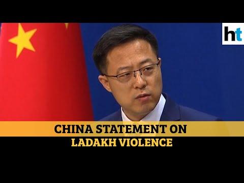 घड़ी: चीन & # 39; PM मोदी के रूप में लद्दाख हिंसा पर रों प्रतिक्रिया कहते हैं & # 39; & # 39; टी भड़काने & # 39;
