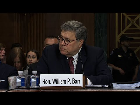 University of Chicago professor William Howell says Attorney General William Barr's performance before the Senate Judiciary Committee was impressive for its calm, but corroded public perceptions of independence. (May 2)