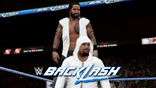 WWE 2K16 Creations: The Usos NEW Heel Attire! (PS4)